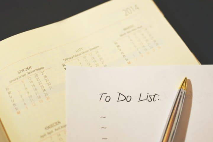 plan for laziness and procrastination