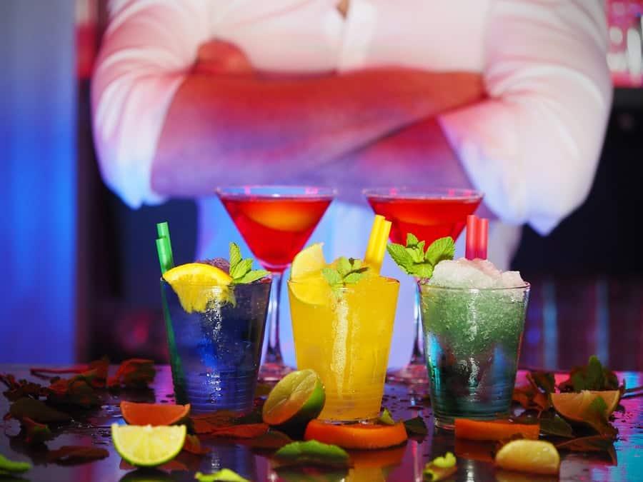 cocktail taster