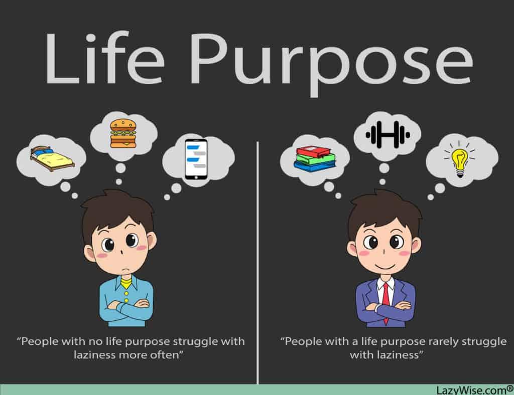Life Purpose Infographic