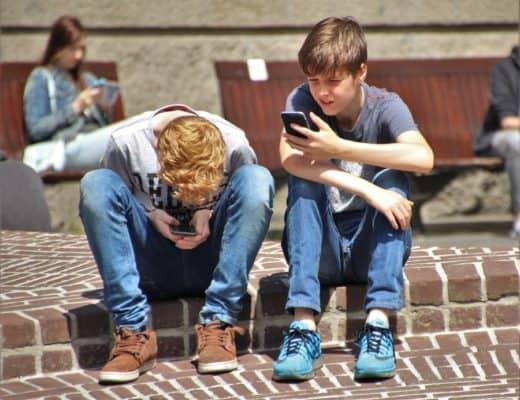 lazy teenagers
